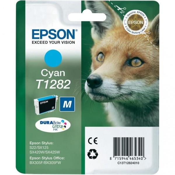 Epson T1282 Tintenpatrone cyan