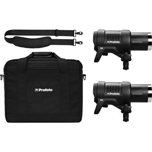Profoto D2 AirTTL Duo Kit 1000/1000 (901017) - Lieferumfang