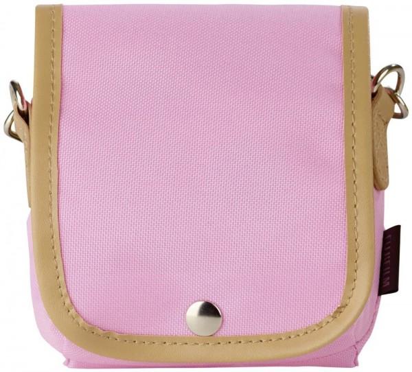 Fujifilm Instax Mini 8 Tasche pink mit Tragegurt