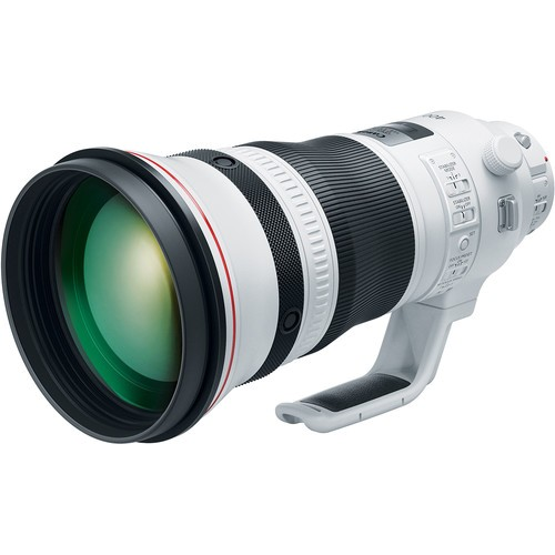 Canon EF 400mm f/2.8L IS III USM Objektiv - Frontansicht