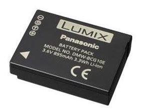 Panasonic DMW-BCG10E Li-Ion Akku
