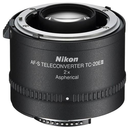 Nikon AF-S Telekonverter 2x TC-20E III