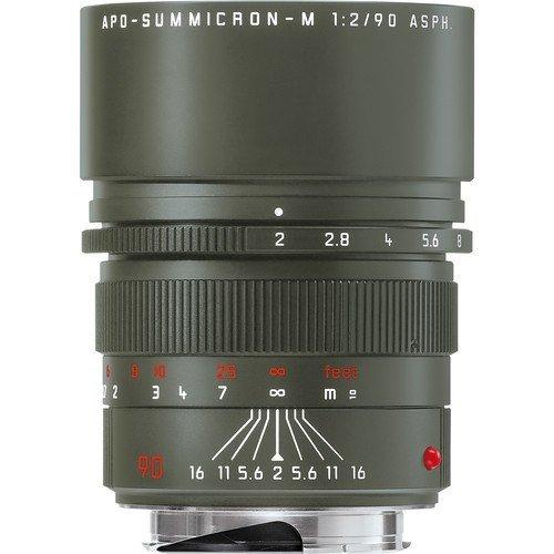 Leica APO-Summicron-M 90mm f/2 ASPH. Edition Safari Objektiv (11705)