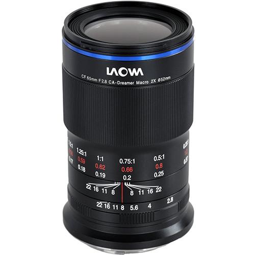 Laowa 65mm f/2.8 2x Makro Objektiv für Sony E