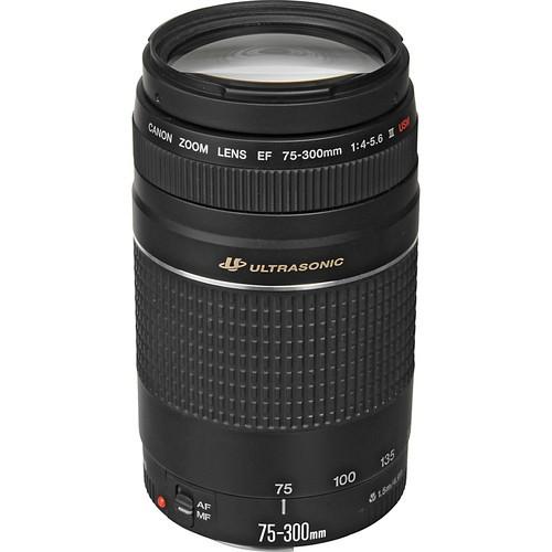 Canon EF 75-300mm f/4-5.6 III USM Objektiv