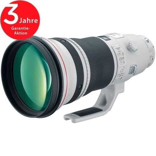 Canon EF 400mm f/2.8 L IS II USM Objektiv - Schrägansicht