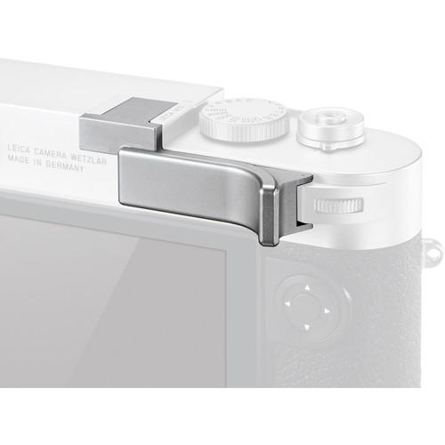 Leica Daumenstütze für Leica M10 - Detailansicht