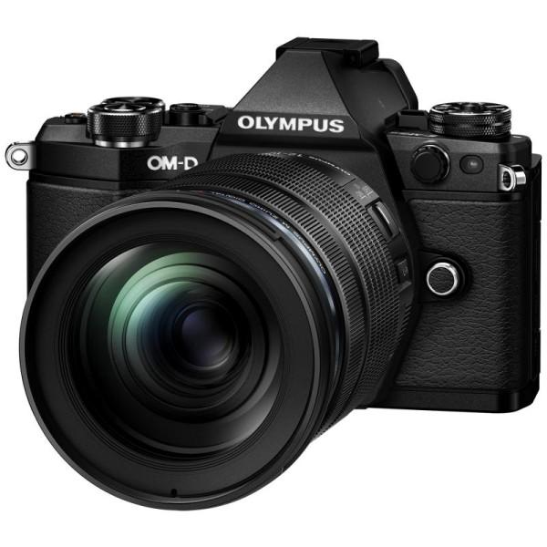 Olympus OM-D E-M5 Mark II Kit - Frontansicht