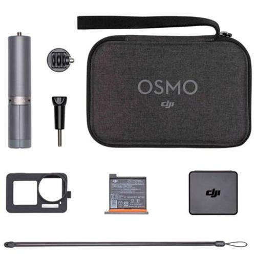 DJI Osmo Action Travel Kit - Frontansicht