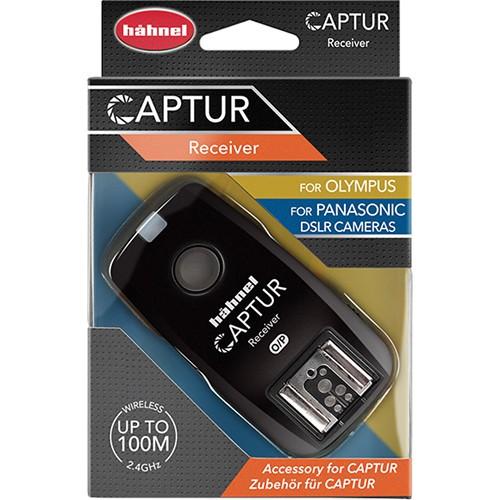 Hähnel Captur Empfänger für Olympus/Panasonic - Verpackung