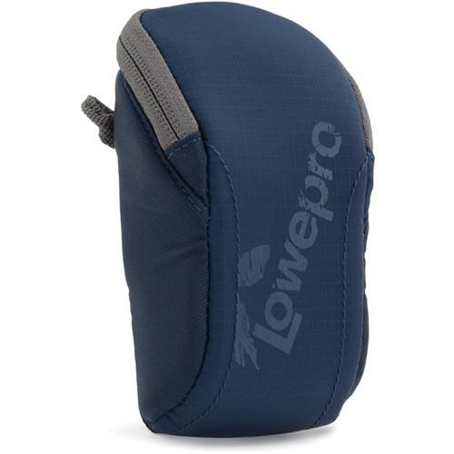 Lowepro Dashpoint 10 Kameratasche blau - Schrägansicht