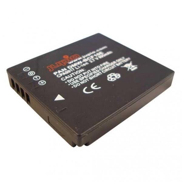 Jupio DMW-BCF10E/CGA-S106E Li-Ionen Akku für Panasonic