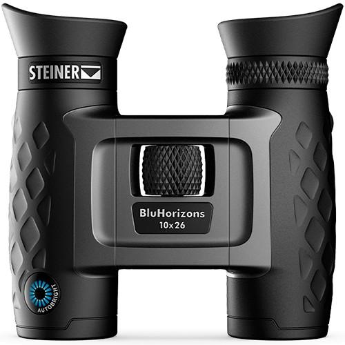 Steiner BluHorizons 10x26 Fernglas - Frontansicht