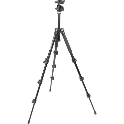 Manfrotto MK293A4-A0RC2 Dreibeinstativ mit 494RC2 Kugelkopf