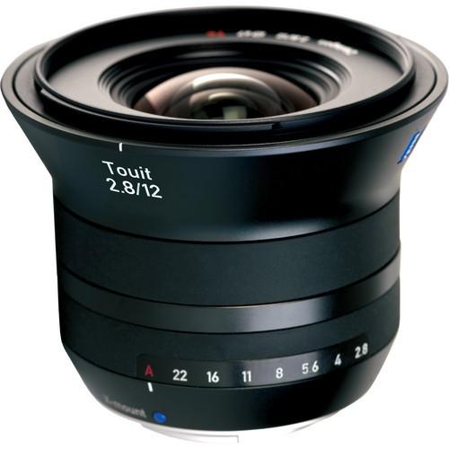 ZEISS Touit 12mm f/2.8 Objektiv für Fujifilm X