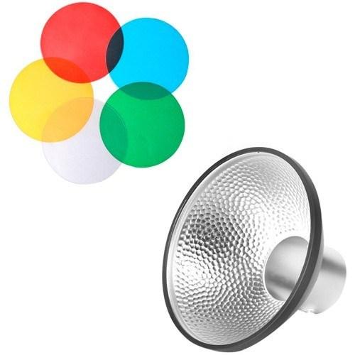Godox ADM Compact Reflector für AD200 - Frontansicht