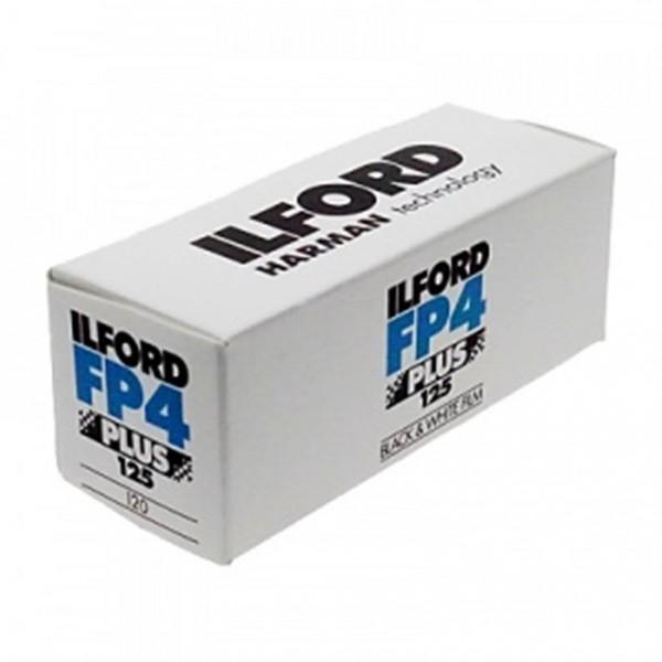 Ilford FP4 Professional Rollfilm 120