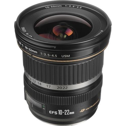 Canon EF-S 10-22mm f/3.5-4.5 USM Objektiv