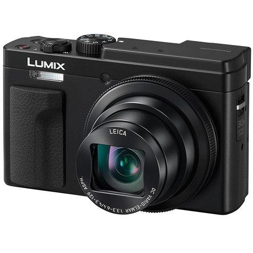 Panasonic Lumix TZ96 Kompaktkamera - Schrägansicht