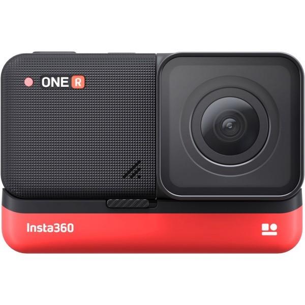 Insta360 ONE R 4K Edition - Vorderansicht