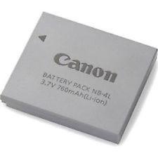 Canon NB-4L Li-Ion Akku