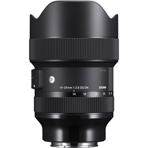 Sigma 14-24mm f/2.8 DG DN Art Objektiv für Sony E